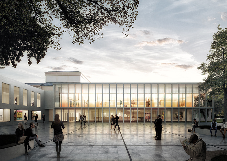 kaestle&ocker - Umbau Stadthalle