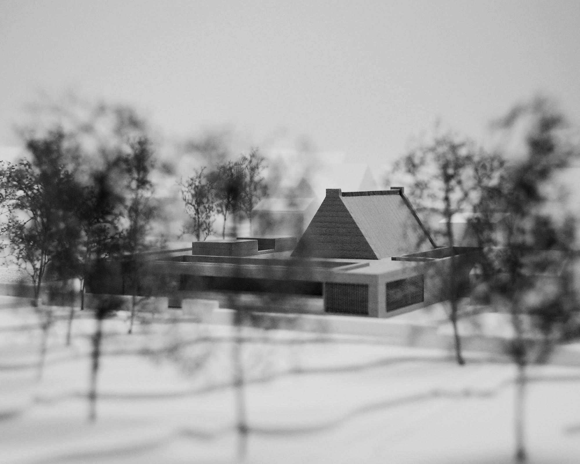 kaestle&ocker - Neubau Aussegnungshalle