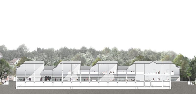 kaestle&ocker - Umbau/Neubau Forschungs- und Qualifizierungszentrum für den Nachwuchs