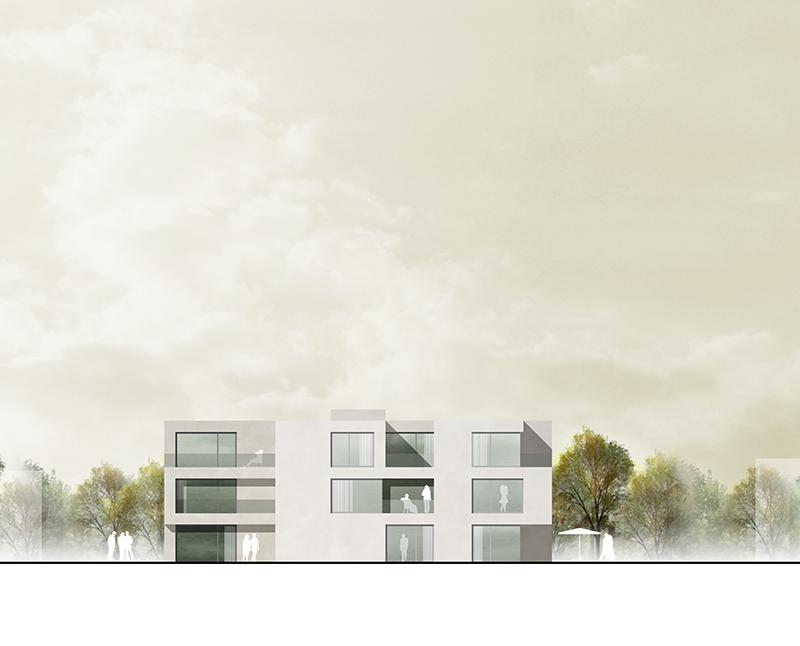 kaestle&ocker - Neubau 40 Wohneinheiten Schlatäcker