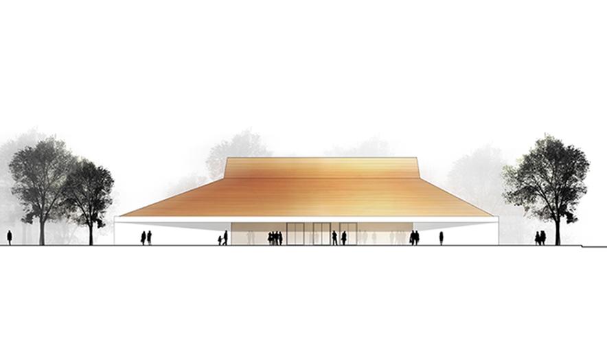 kaestle&ocker - Neubau Gemeindehalle
