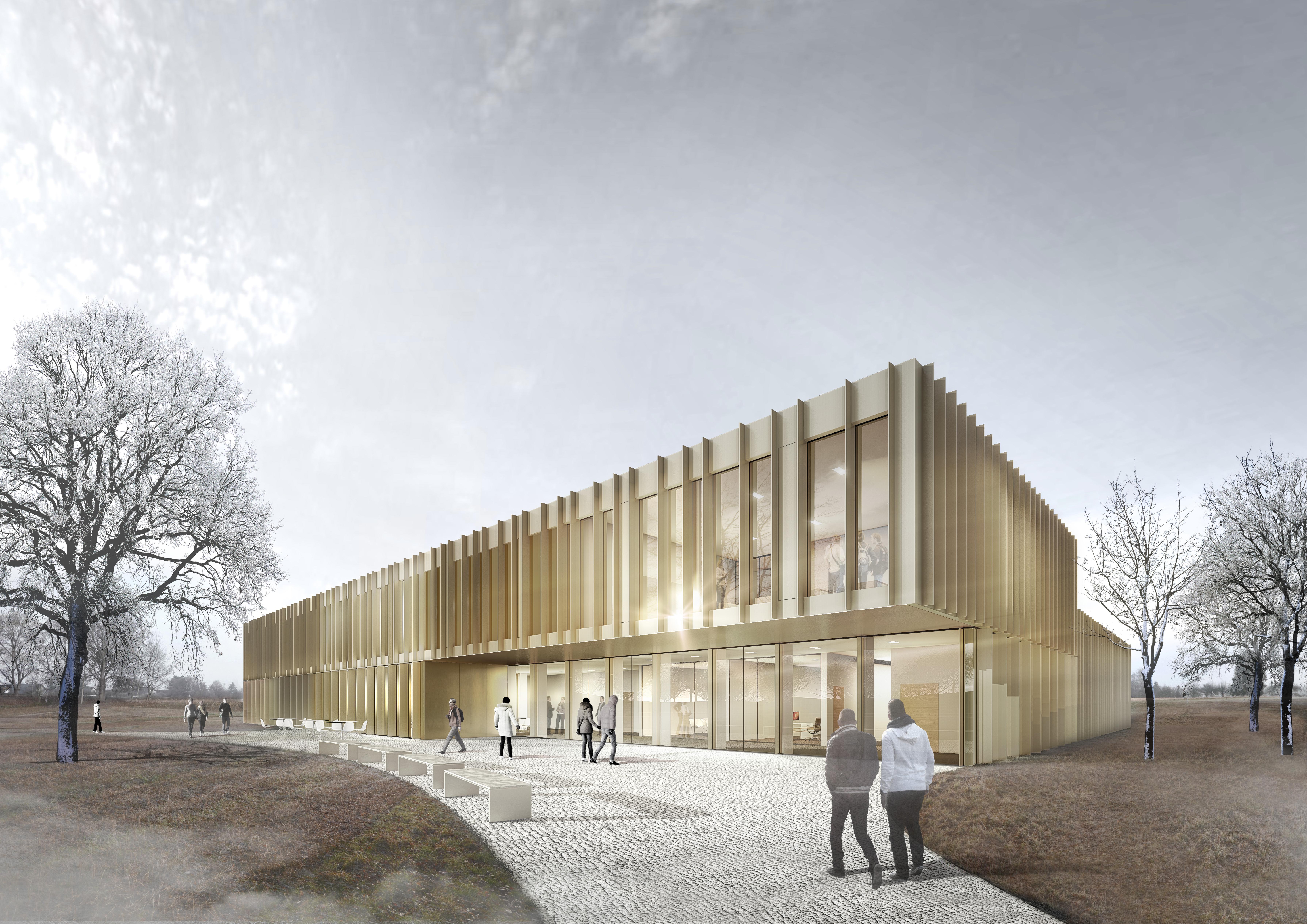 kaestle&ocker - Neubau GARP Bildungszentrum