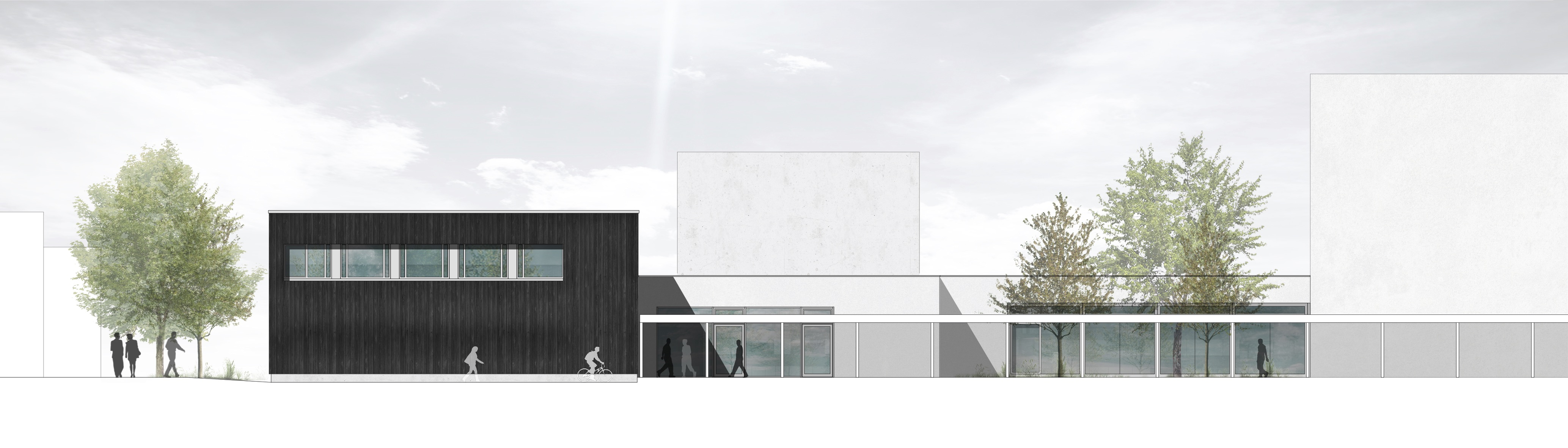 kaestle&ocker - Umbau THG Turnhalle