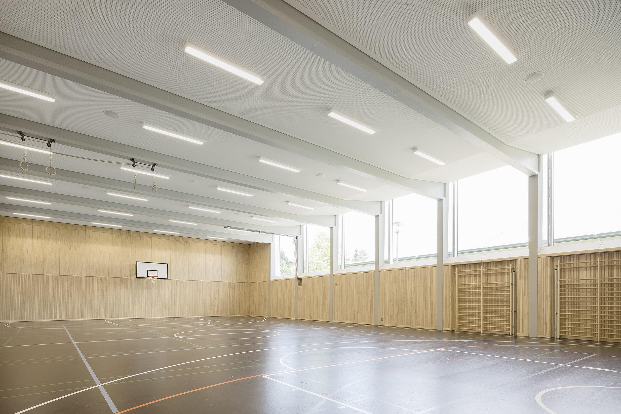 kaestle&ocker - Turnhalle Theodor-Heuss-Gymnasium