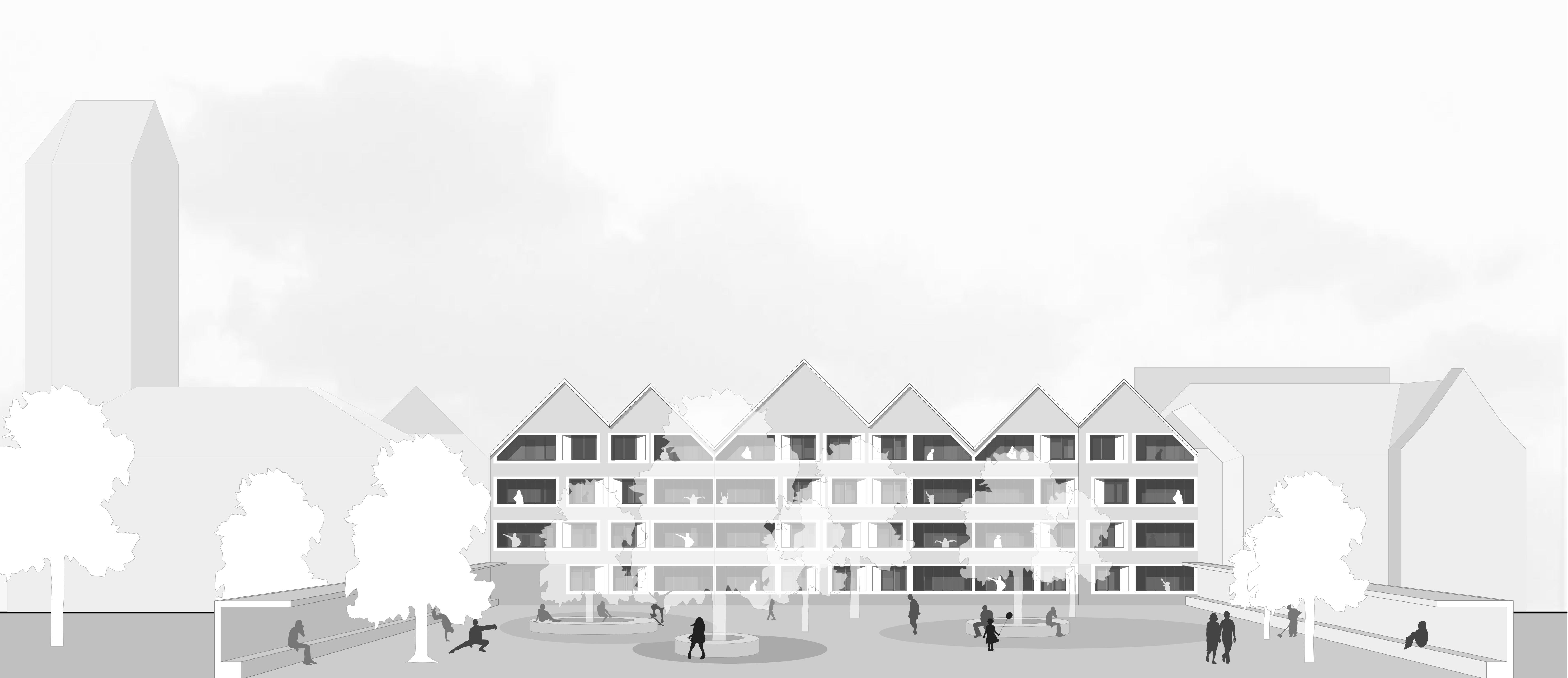 kaestle&ocker - Umbau/Neubau Bocksgasse