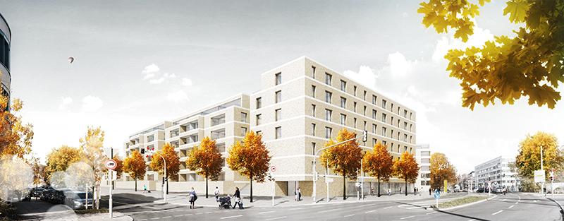 kaestle&ocker - Neubau Stadtquartier Nordbahnhof- /Friedhofstraße