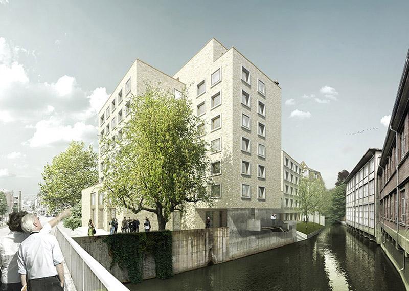 kaestle&ocker - Umbau/Neubau Büro- und Apartmentgebäude