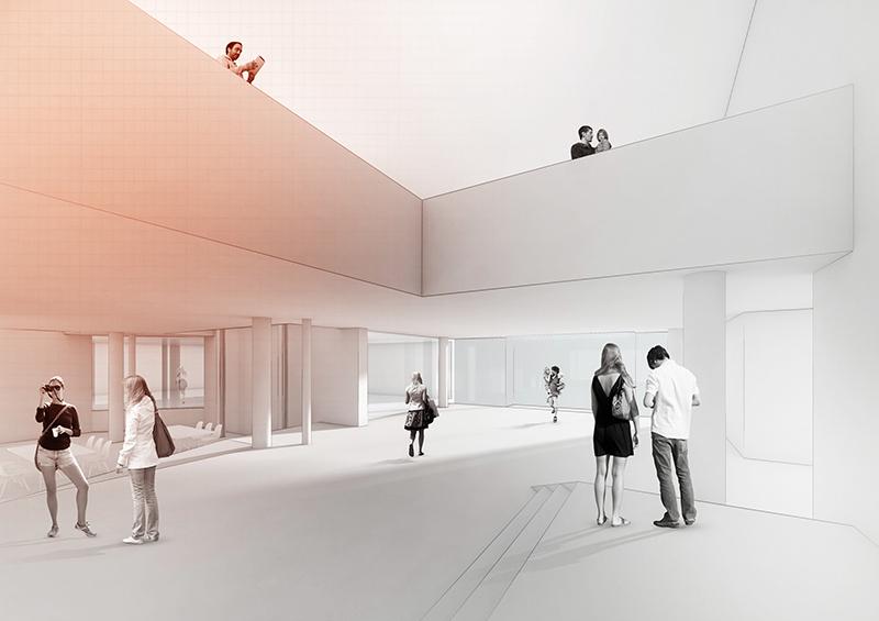 kaestle&ocker - Umbau Limesmuseum