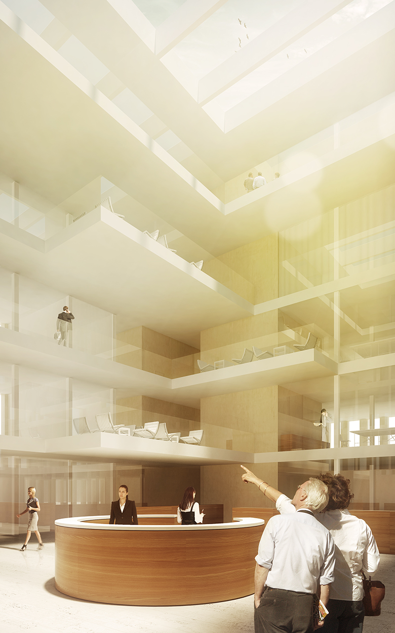 kaestle&ocker - Neubau Hauptstelle VR – Bank