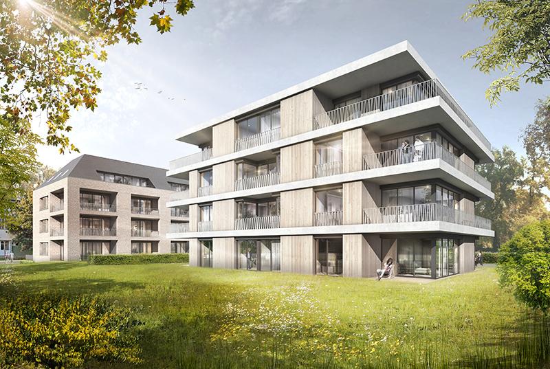 kaestle&ocker - Wohnen im Mörikepark – Neubau von 21 Wohneinheiten