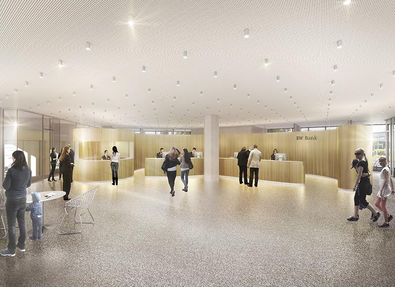 kaestle&ocker - Umbau Bankgebäude
